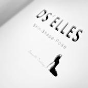 Logo DS'ELLES Blanc